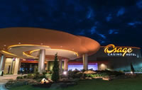 The New Osage Casino And Hotel In Downtown Tulsa